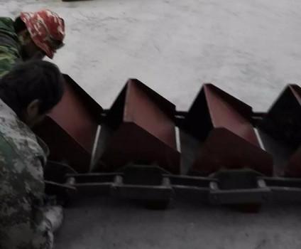 平式提升机-料斗